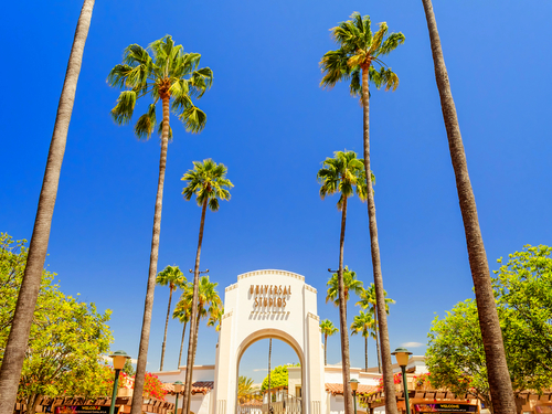 Los Angeles  California / USA Universal Studios Sightseeing Tour Booking