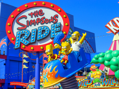 Los Angeles The Simpsons Sightseeing Trip Prices