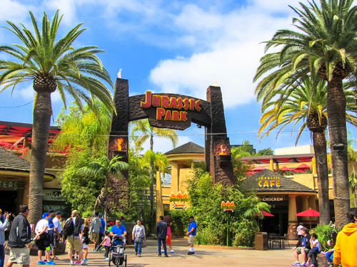 Los Angeles CityWalk Sightseeing Excursion Tickets