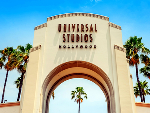 Los Angeles Universal Studios Hollywood Excursion