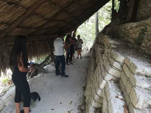 Mahahual Chacchoben Mayan Ruins Cruise Excursion Booking