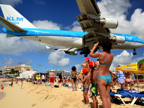St. Martin open air bus Cruise Excursion Tickets