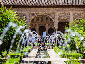 Malaga Granada and Alhambra Gardens Excursion