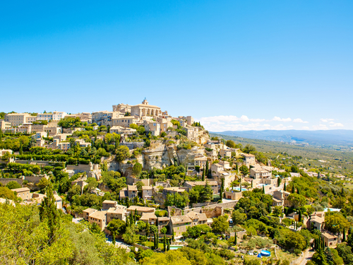 Marseilles Medieval Towns Private Trip Reservations