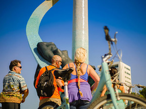 Mazatlan City Bike Excursion