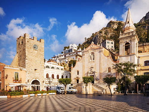 Messina Sicily Taormina Walking Trip Booking