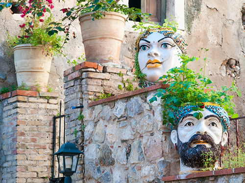 Messina Taormina Sightseeing Excursion Tickets