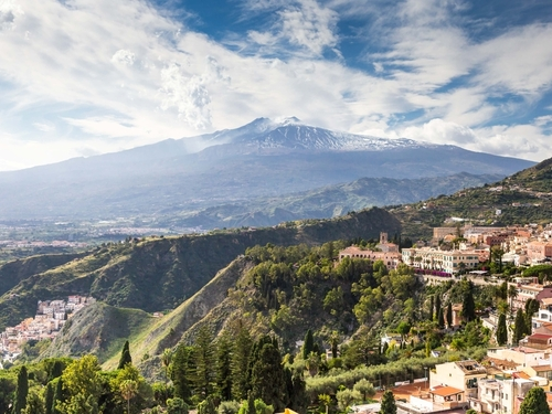 Messina Mt Etna Sightseeing Tour Reservations
