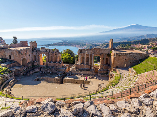 Messina Sicily Active Volcano Sightseeing Excursion Reservations