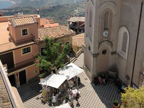 Messina Porta Messina Sightseeing Excursion Reservations