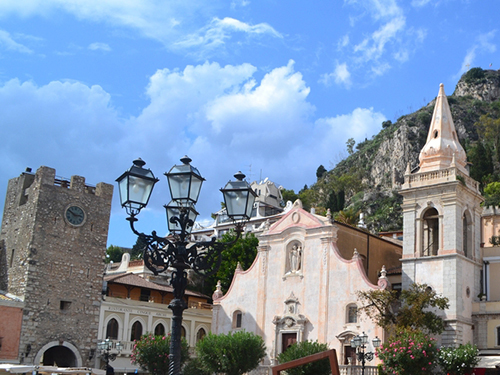 Messina Sicily Self Guided Sightseeing Excursion Reservations