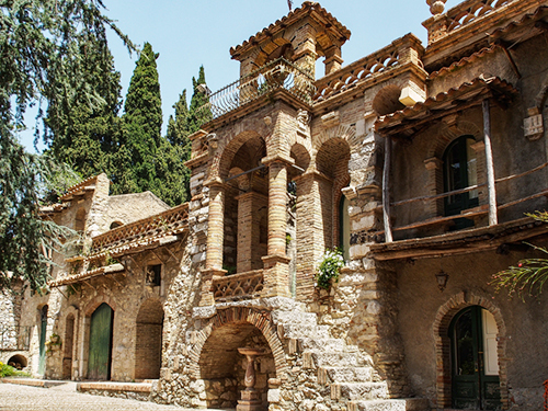 Messina Sicily Park Giovanni Colonna Sightseeing Excursion Cost