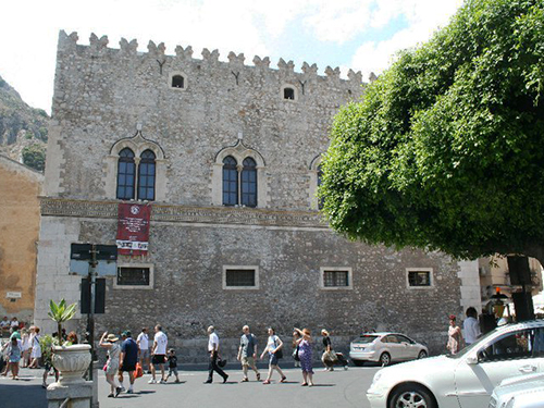 Messina Taormina Sightseeing Tour Booking