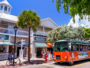 Miami to Key West Day Trip with Hop On Hop Off Trolley Excursion