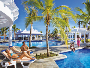 Montego Bay Adults Only All Inclusive RIU Resort Day Pass Excursion