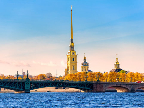 St. Petersburg Russia city sightseeing Cruise Excursion Prices