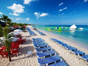 Mr. Sanchos Beach All Inclusive Day Pass from Playa del Carmen