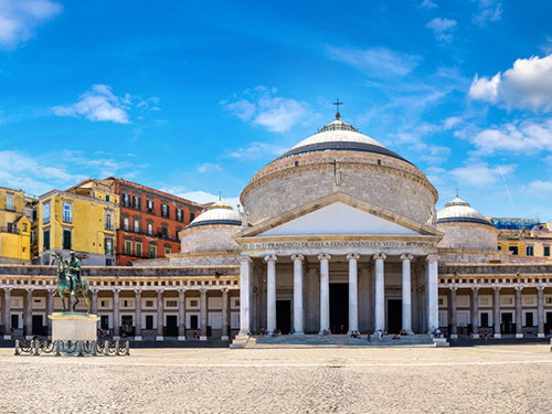 Naples Hop On Hop Off Bus Sightseeing Excursion Tickets