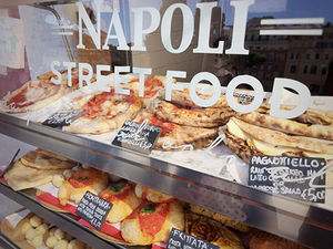 Naples City Walk and Street Food Markets Excursion