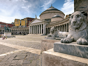 Naples Half Day City Highlights Sightseeing Excursion