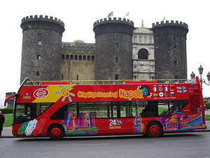 Naples Hop On Hop Off City Sightseeing Bus Excursion