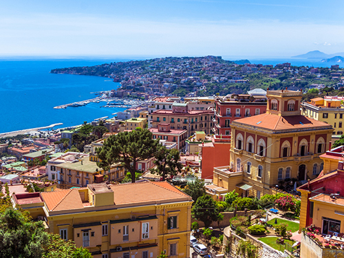 Naples  Italy Rich History Cruise Excursion Reservations