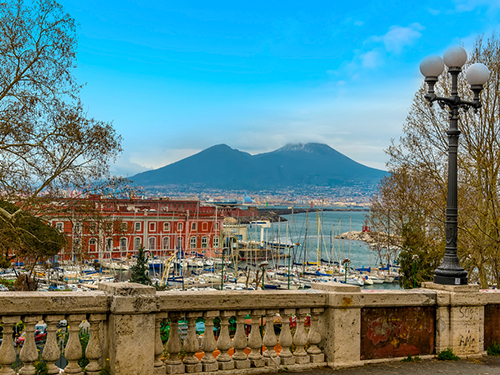 Naples Santa Lucia Cruise Excursion Reservations