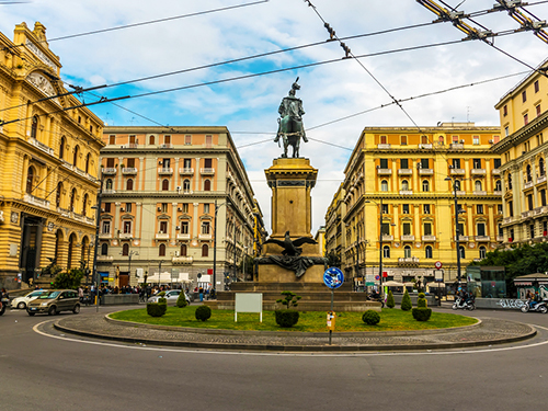 Naples  Italy Hop On Hop Off Bus Cruise Excursion Booking