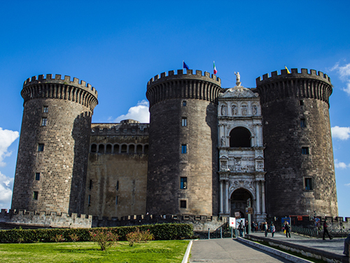 Naples  Italy Hop On Hop Off Bus Sightseeing Excursion Cost