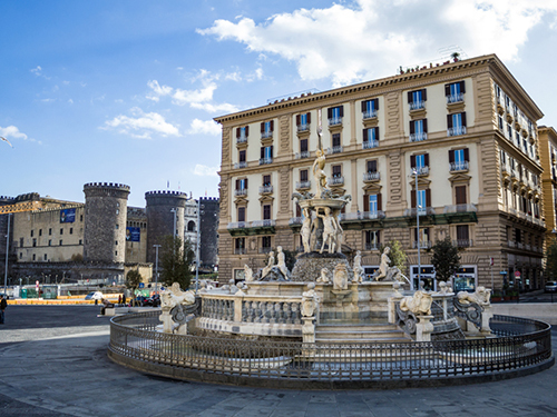 Naples Italy Duomo Saint Gennaro Cruise Excursion Reservations