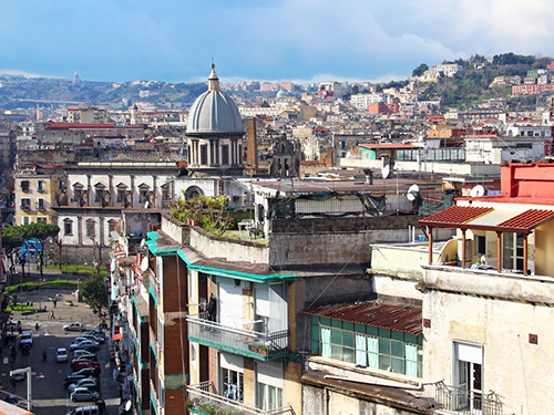 Naples  Italy Largo Castello Sightseeing Tour Reservations