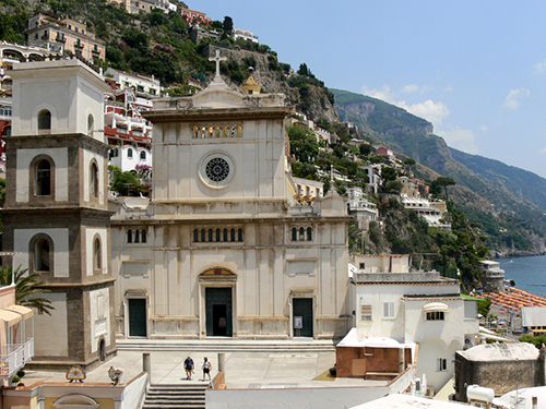 Naples Italy Positano Sightseeing Trip Booking