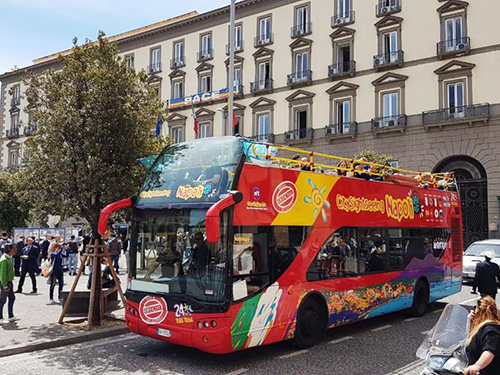 Naples Hop On Hop Off Bus Cruise Excursion Cost