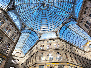 Naples Private City Walking Excursion