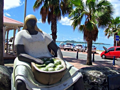 St. Martin open air bus Cruise Excursion Booking