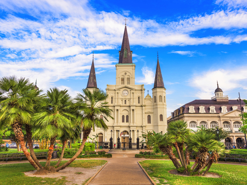 New Orleans Garden District Shore Excursion Booking
