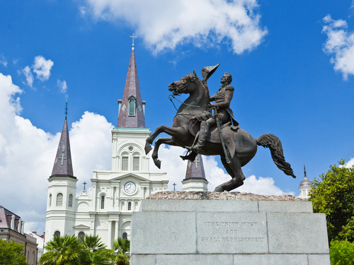 New Orleans City Park Excursion Booking