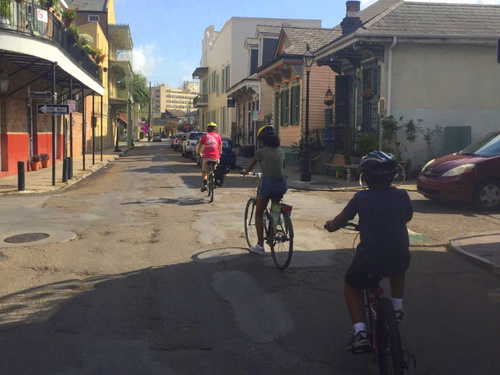 New Orleans Congo Square Bike Trip Prices