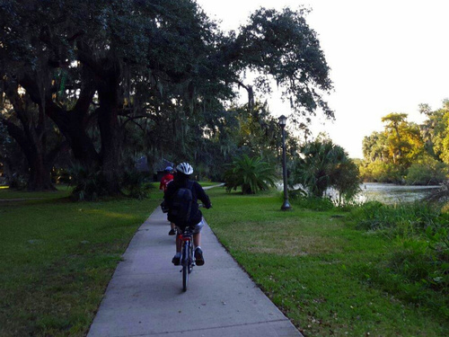 New Orleans Congo Square Bike Tour Reservations