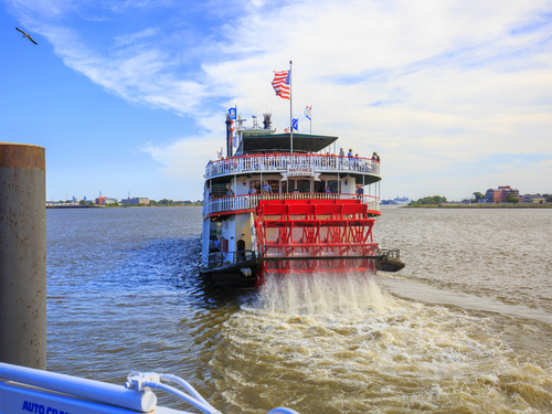 New Orleans River cruise Excursion Reviews