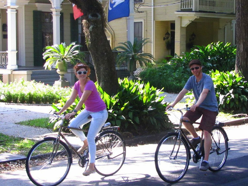 New Orleans Congo Square Bike Shore Excursion Reviews