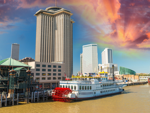 New Orleans Natchez steamboat Tour Reservations