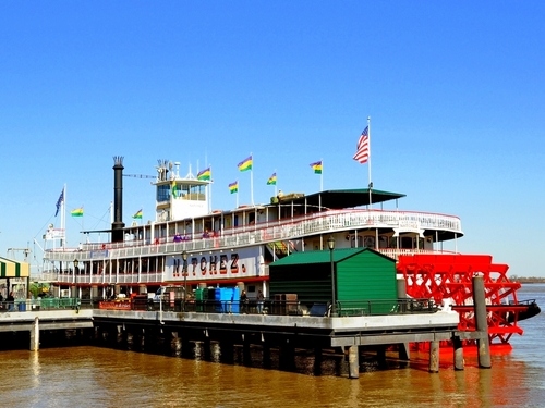 New Orleans  Louisiana / USA River cruise Excursion Reservations
