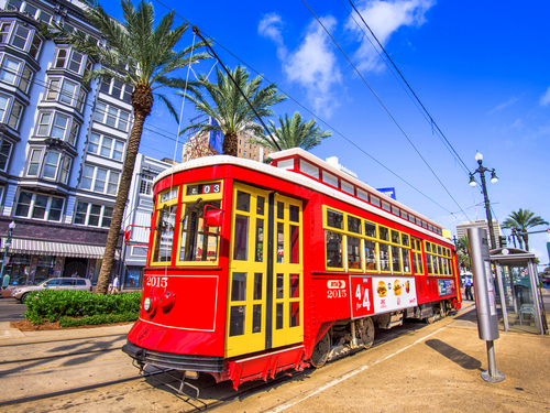 New Orleans Garden District Cruise Excursion Booking