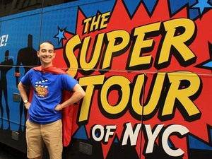 New York Super Heroes Excursion