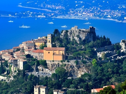 Nice (Villefranche) Prince Palace  Trip Tickets