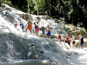 Ocho Rios Prospect Plantation, Shopping and Dunn's River Falls Excursion
