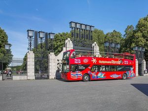 Oslo Hop On Hop Off City Sightseeing Bus Excursion