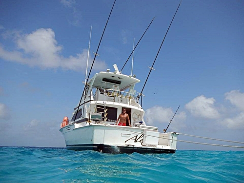 Curacao deep sea fishing Trip Prices