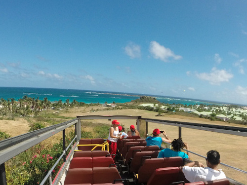St. Martin sightseeing Shore Excursion Tickets